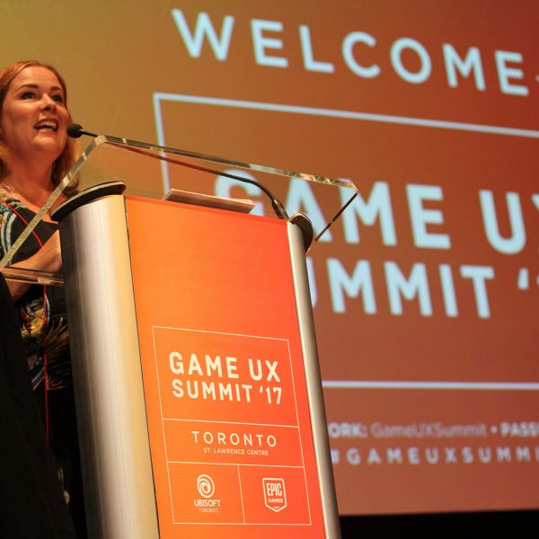 Game UX Summit 2017 (Toronto, Canada)