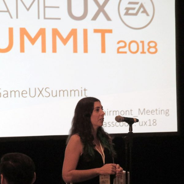 Game UX Summit 2018 (Lille, France)
